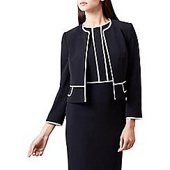 Hobbs - Navy 'Elizabeth' jacket