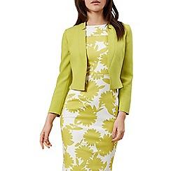 Hobbs - Yellow 'Imogen' jacket