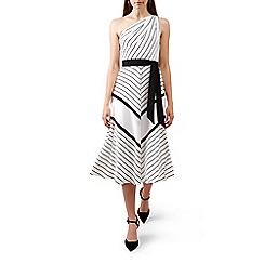 Hobbs - Ivory 'Paulina' dress