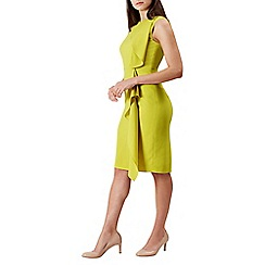 Hobbs - Yellow 'Betsy' dress