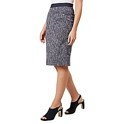 Hobbs - Navy 'Arabella' skirt