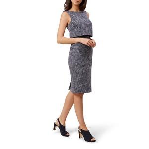 Hobbs Navy 'Arabella' dress