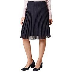 Hobbs - Navy 'Olivia' skirt