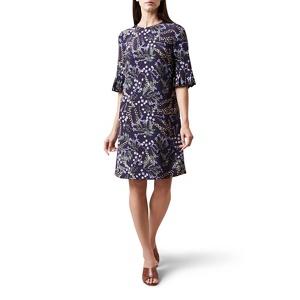 Hobbs Blue 'Tilda' knee length dress