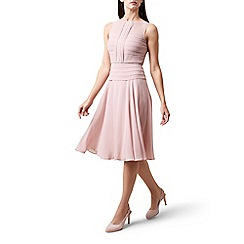 Hobbs - Light pink 'Skylar' dress