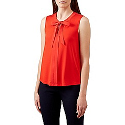 Hobbs - Bright orange 'Maisie' top