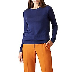 Hobbs - Navy 'Penny' sweater