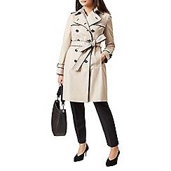 Hobbs - Beige 'Imogen' trench coat