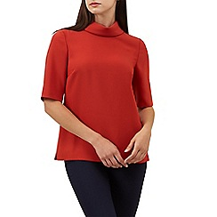 Hobbs - Orange 'Marla' top