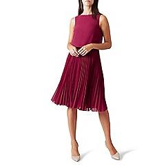 Hobbs - Pink 'Tabitha' knee length dress