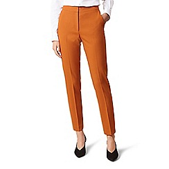Hobbs - Orange 'Odella' trousers