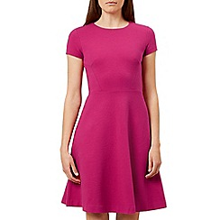 Hobbs - Dark pink 'Matilda' dress