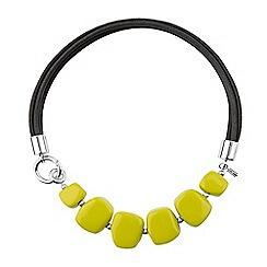 Hobbs - Yellow 'Naomi' necklace