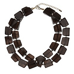 Hobbs - Black 'Veronica' necklace
