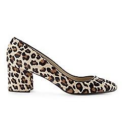 Hobbs - Multicoloured 'Sarah' court shoes