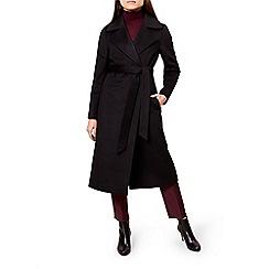 Hobbs - Black 'Lottie' coat