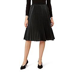 Hobbs - Dark Grey 'Malin' skirt