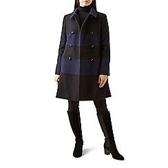 Hobbs - Black 'Sophia' coat