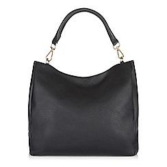 Hobbs - Black 'Helmsley' hobo bag