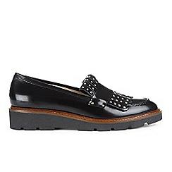 Hobbs - Black 'Bloomsbury' loafers
