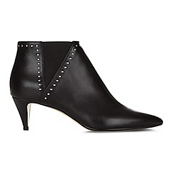 Hobbs - Black 'Savannah' boots