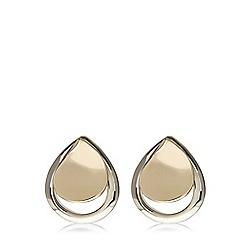 Hobbs - Metallic 'Julia' stud earring