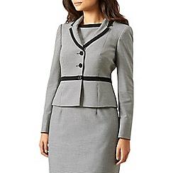 Hobbs - Grey 'Sian' jacket