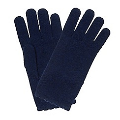Hobbs - Navy 'Maria' gloves