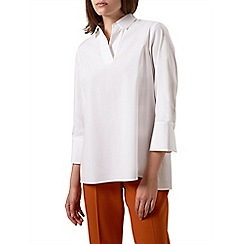 Hobbs - White 'Cathy' shirt