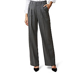 Hobbs - Dark grey 'Larna' trousers