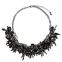 Hobbs - Black 'Jessica' necklace