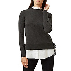 Hobbs - Dark grey 'Mollie' sweater