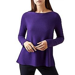 Hobbs - Purple 'Nikki' sweater