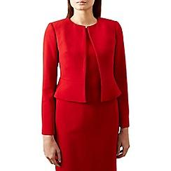 Hobbs - Red 'Elena' jacket