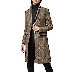 Hobbs - Multicolourd 'Tilda' coat