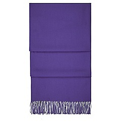 Hobbs - Purple scarf