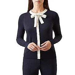 Hobbs - Navy 'Martha' cardigan