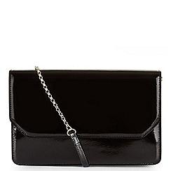 Hobbs - Black 'Mayfair' clutch