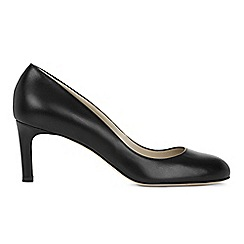 Hobbs - Black 'Sophia' court shoes