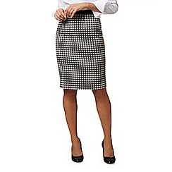 Hobbs - Black 'Arianna' skirt