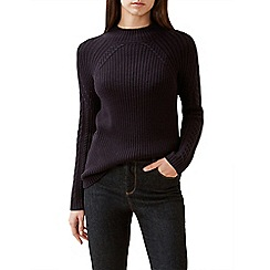Hobbs - Navy 'Beatrix' sweater