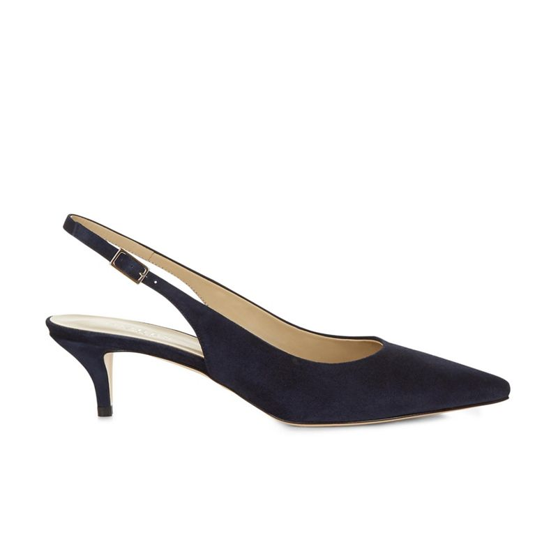 Hobbs - Navy Annie Shoes