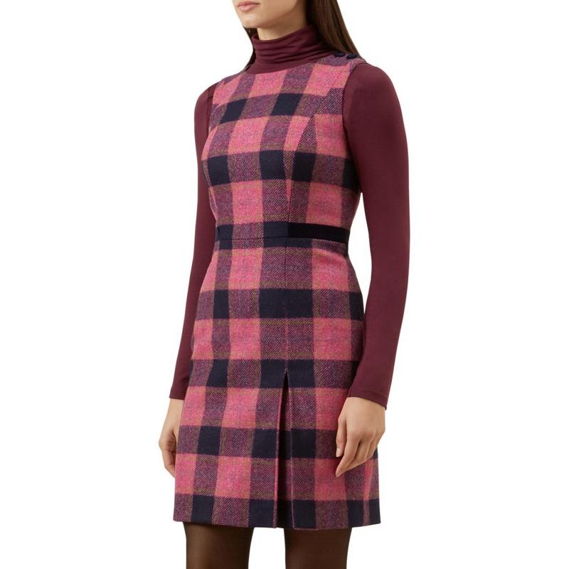 9f9a3fa8 Hobbs - Pink 'Avery' Shift Dress - Female First Shopping