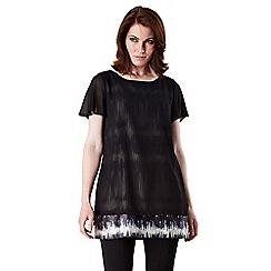 Celuu - Multicoloured 'Mollie' printed tunic