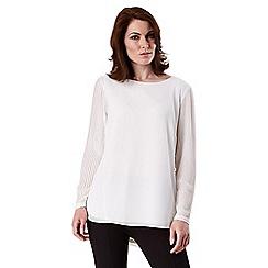 Celuu - Ivory 'Lilly' blouse
