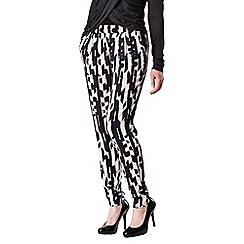 Celuu - Multicoloured 'Madison' trousers