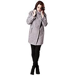Celuu - Grey 'Talitha' coat
