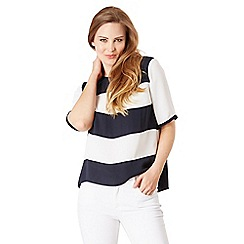 Celuu - Multicoloured 'Martha' stripe top