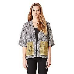Celuu - Multicoloured 'Marylou' kimono jacket