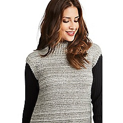 Celuu - Grey 'Dayna' longline tunic top
